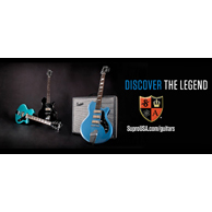 Supro Guitars are here!