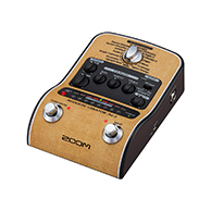 ZOOM AC-2 Acoustic Creator in stores