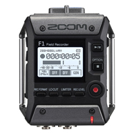 Zoom release F1 Field Recorder
